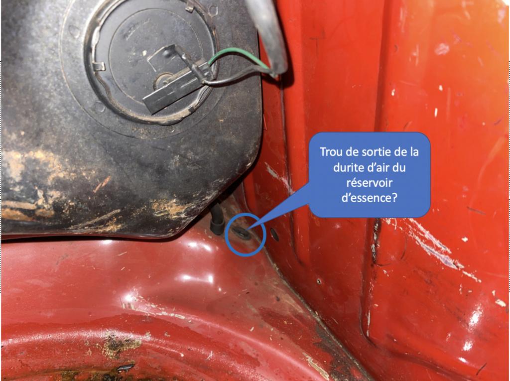 Fuite essence haut du réservoir  Captur10
