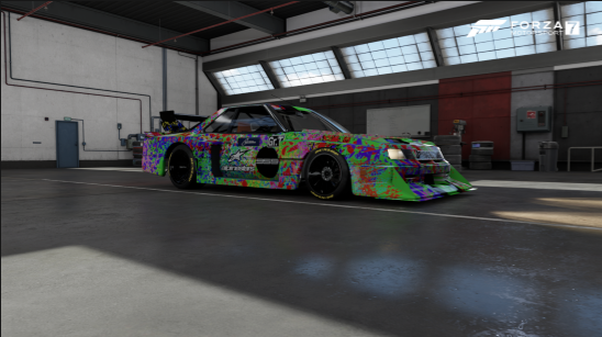 TEC R4 24 Heures du Mulsanne - Livery Inspection - Page 2 Livery11