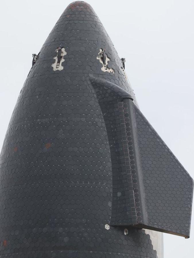 Starship (B4 + S20) - 1er vol orbital - BC (Starbase) - NET octobre 2021 - Page 32 110