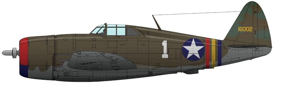 """Republic P-47 """"Thunderbolt"""" P-47c110"""