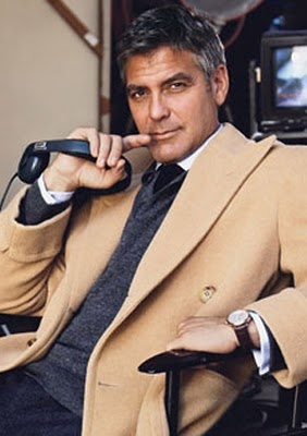 Fashion Lessons I've learned from George Clooney George12
