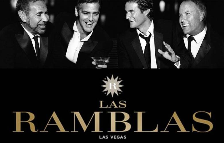 Old story: George Clooney and his hotel in Las Vegas which never happened Las_ra12