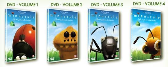 MINUSCULE - 2006 - La Série - Minvol10