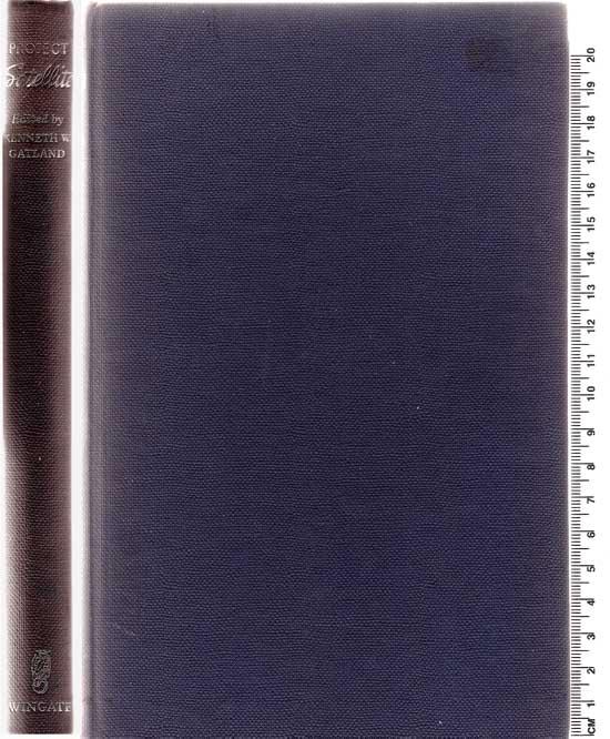 "Livres : ""Project satellite"" de Kenneth Gatland Untitl46"