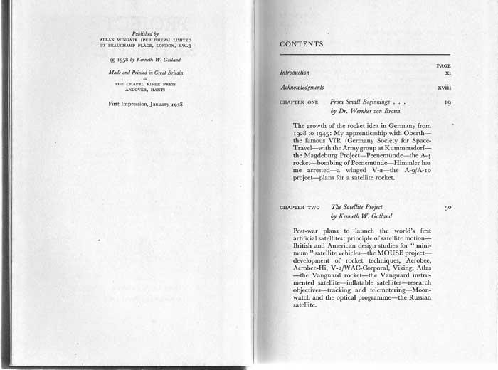 "Livres : ""Project satellite"" de Kenneth Gatland Untitl48"