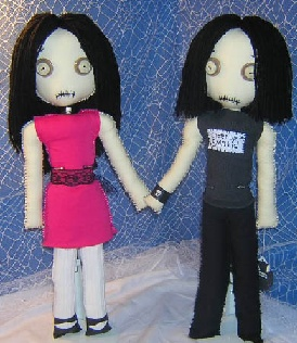 Couple Emo _bmp10