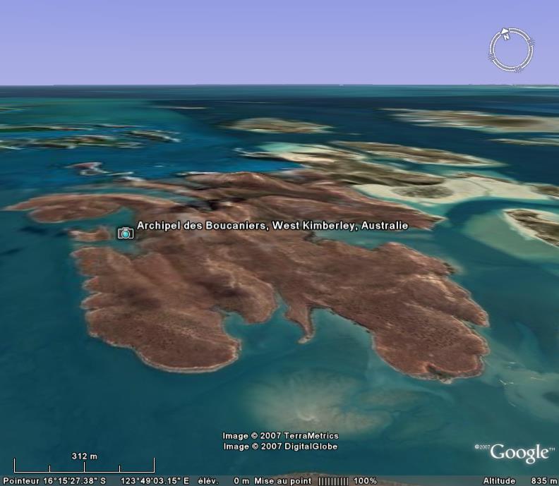 YAB01 Horizontal waterfalls, west Kimberley Australie trouvé - Page 2 Archip11