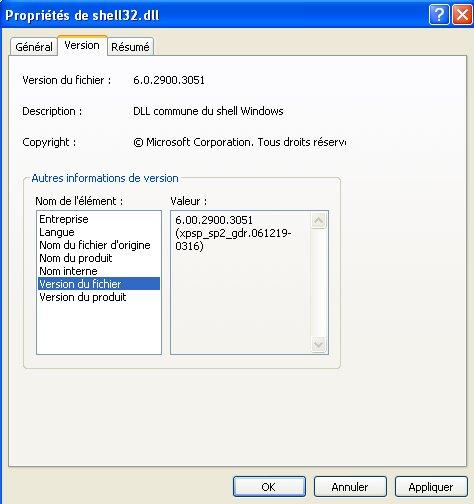 Problème avec les MAJ XP et Realteck (résolu) Shel0210