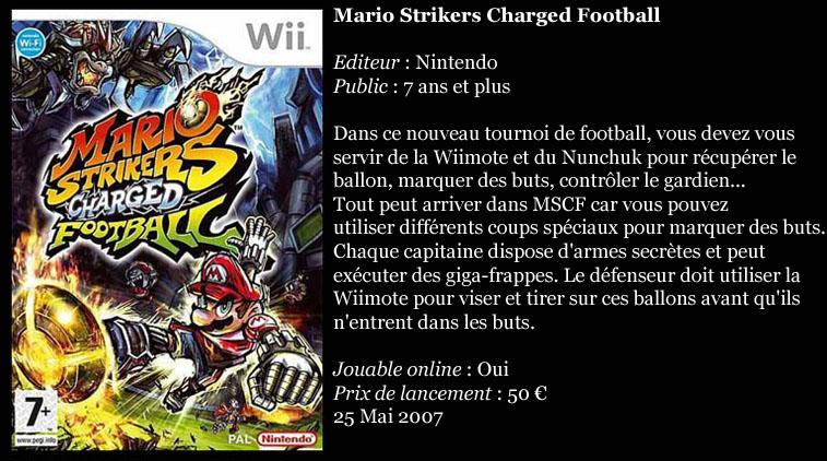 [Console]   Wii  (Nintendo)  2006. Mario_10