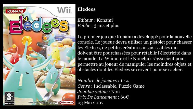 [Console]   Wii  (Nintendo)  2006. Wiiele10