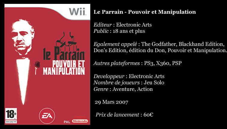 [Console]   Wii  (Nintendo)  2006. Wiilep10