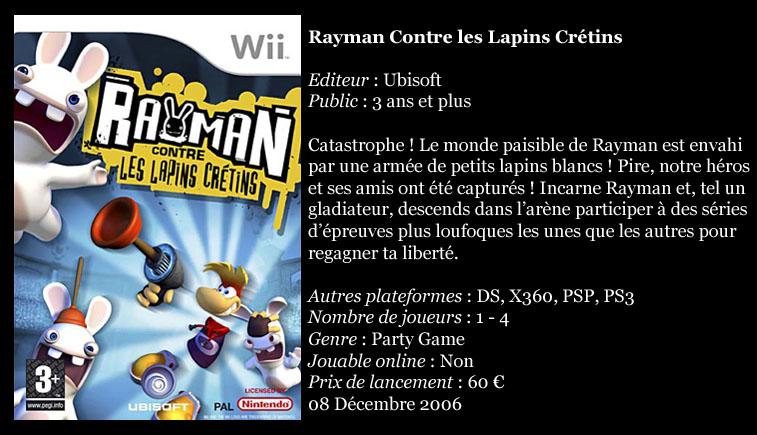 [Console]   Wii  (Nintendo)  2006. Wiiray10