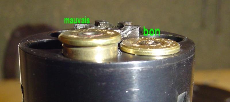 douilles de récuperation gonflées au culot: la solution Barill10