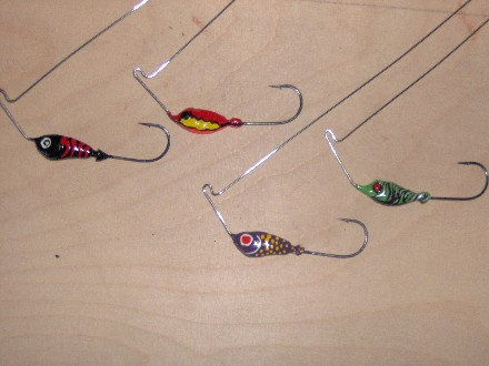 Fabrication de spinerbaits  11328312