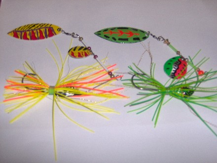 Fabrication de spinerbaits  11349810