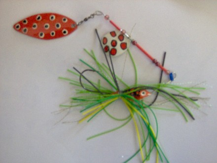 Fabrication de spinerbaits  11349811