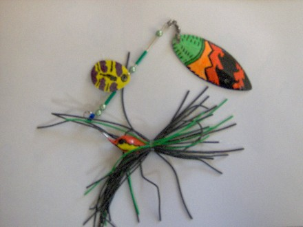 Fabrication de spinerbaits  11349812