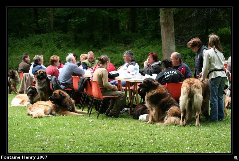 Régionale de Fontaine-Henry - 2007 Repas210