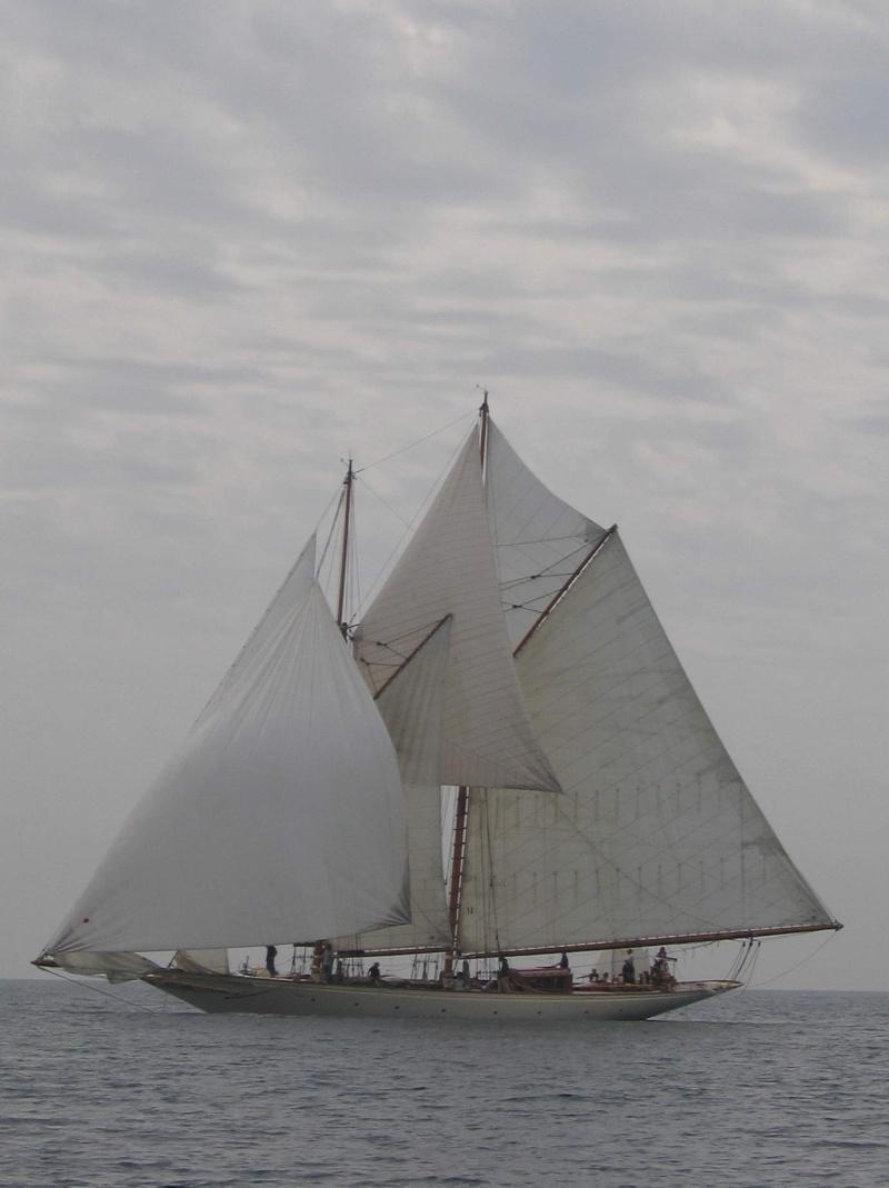 Les Régates Impériales 21/27 mai 2007 – AJACCIO Sunshi10