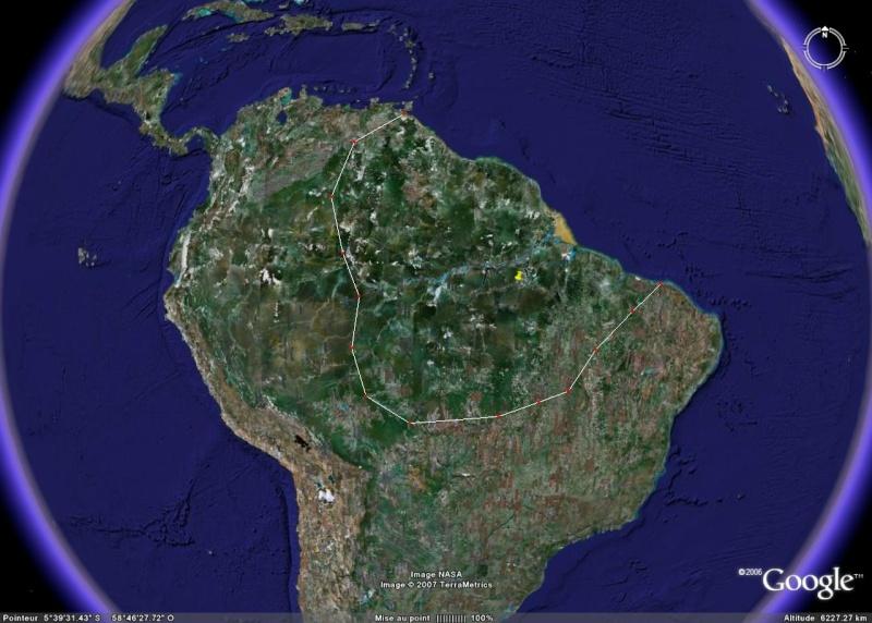 REPONSES du jeu de connaissances géographiques Bresil10