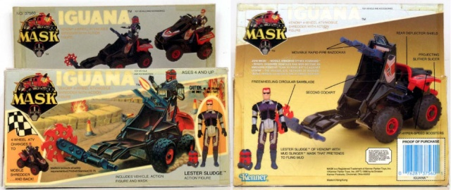 M.A.S.K. (Kenner/PlayFul) 1985-1988 Iguasi10