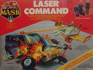 M.A.S.K. (Kenner/PlayFul) 1985-1988 Laserb10