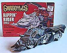 GARGOYLES (Kenner) 1995 Rippin10