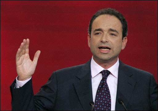 J-F Copé : Président du groupe UMP à l'Assemblée Nationale Cope10