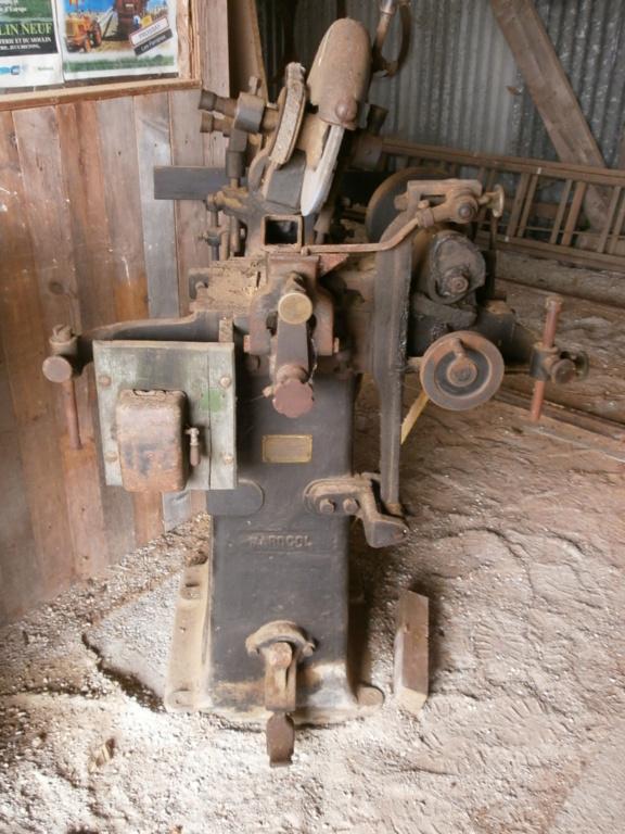 La scierie des Anciennes Mécaniques du Pays de Retz P5110013