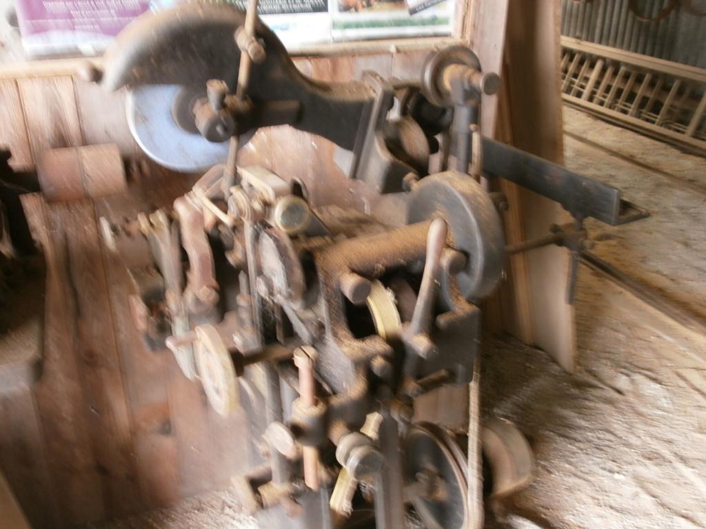 La scierie des Anciennes Mécaniques du Pays de Retz P5110014