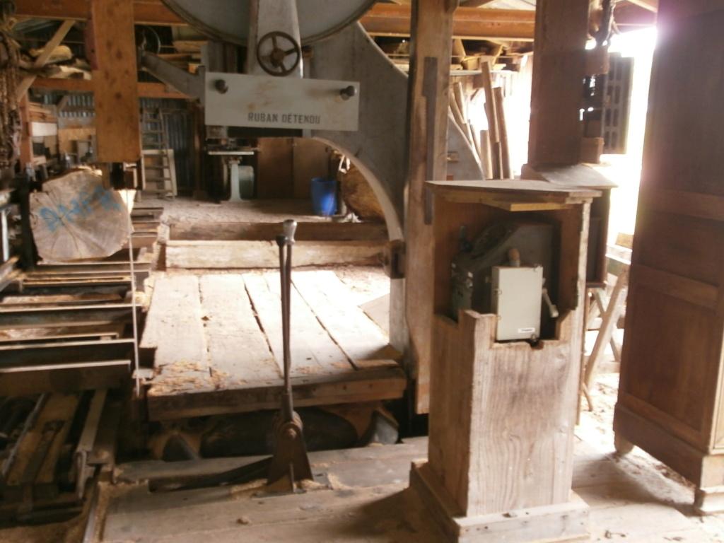 La scierie des Anciennes Mécaniques du Pays de Retz P5110016