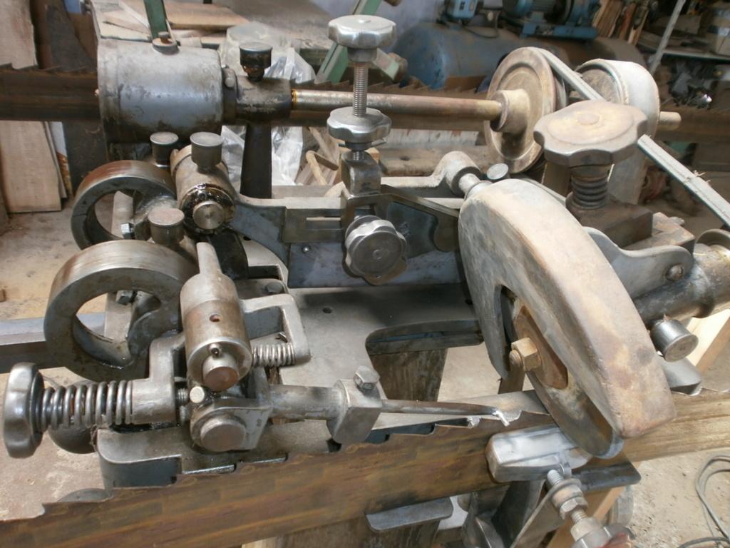 La scierie des Anciennes Mécaniques du Pays de Retz P5220011