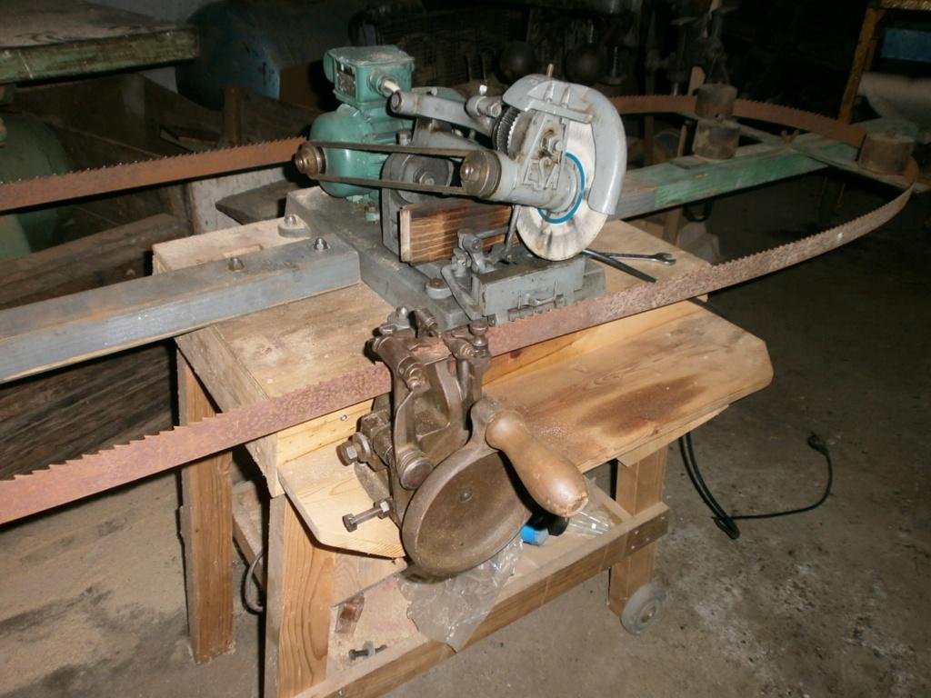 La scierie des Anciennes Mécaniques du Pays de Retz P5220012