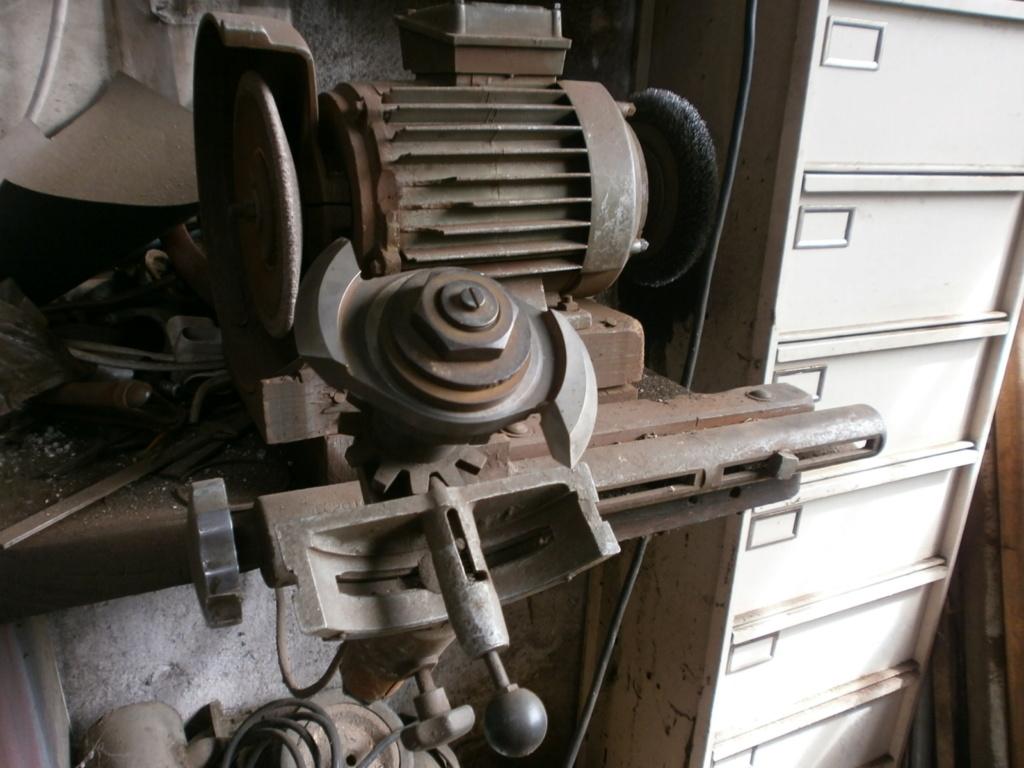 La scierie des Anciennes Mécaniques du Pays de Retz P5220013