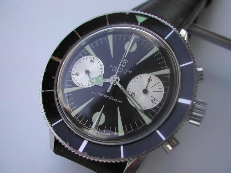 Breitling - 9000 $ un chrono breitling vendu par antiq. : n'achetez plus de rolex Dscn1510