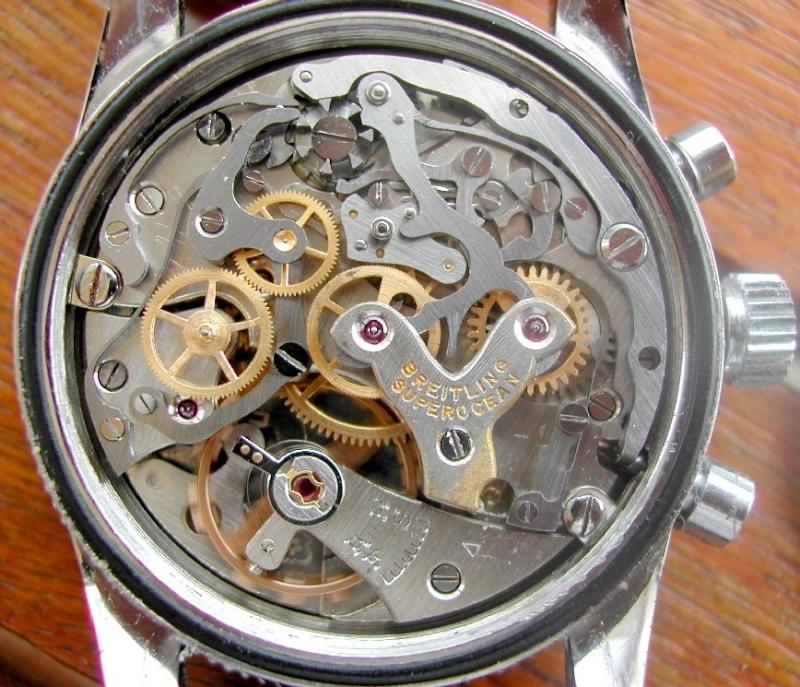 Breitling - 9000 $ un chrono breitling vendu par antiq. : n'achetez plus de rolex Dscn1511