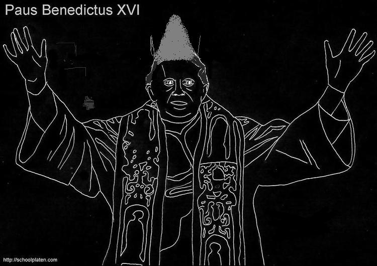 Rions ( ou plutôt pleurons...) avec nos popes con-ciliaires ! - Page 4 Pape-b10