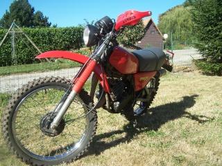 DTMX 125cc Membres / Modèles endurisés 00911