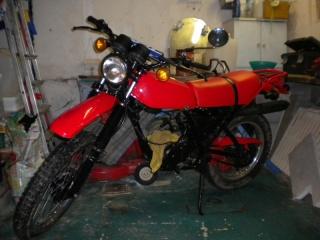 DTMX 125 cc MEMBRES : Personnalisées Dscn0110