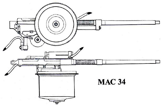 Armements Mac3410