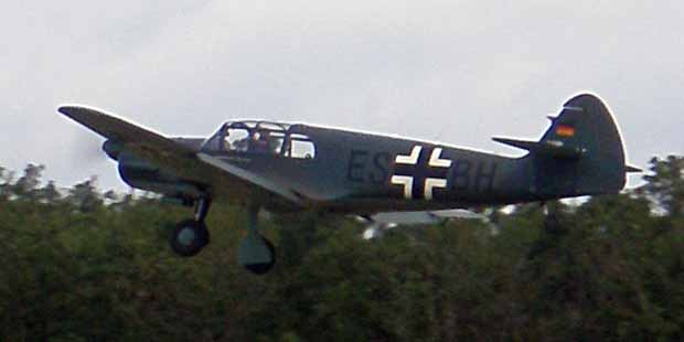 Messerschmitt Bf108 P5270210
