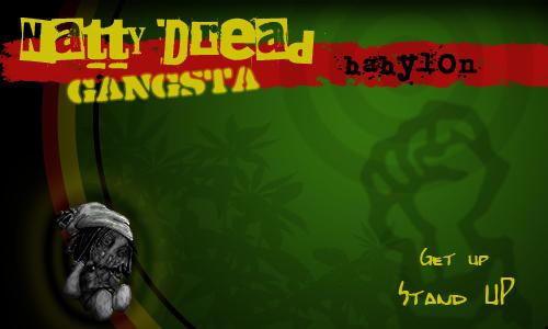 alliance Natty Dread Gangsta