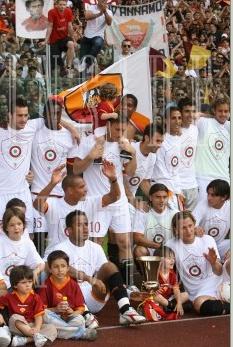 AS Roma 4-3 Messine ( 38ème journée ) - Page 7 Mexes_10