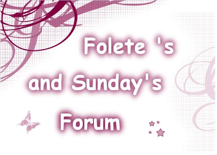 Le forum de tout et aussi euh...de rien!