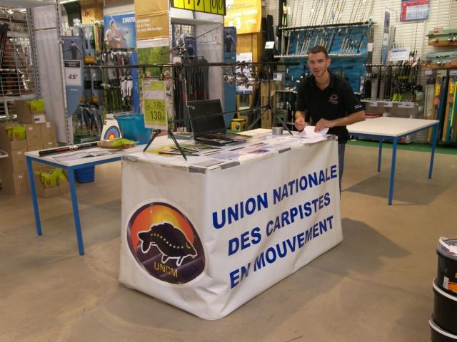 Journée découverte Pêche à Décathlon Angers le 19/05/07: 100_1113