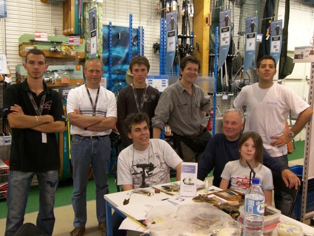 Journée découverte Pêche à Décathlon Angers le 19/05/07: 100_1115