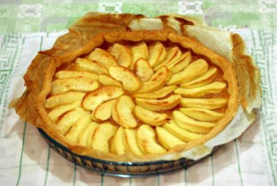 tarte aux pommes Tarte-10
