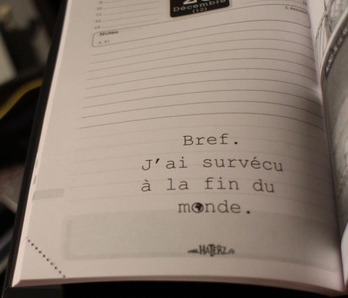 Dernières images Fin du monde 2012 Fin113
