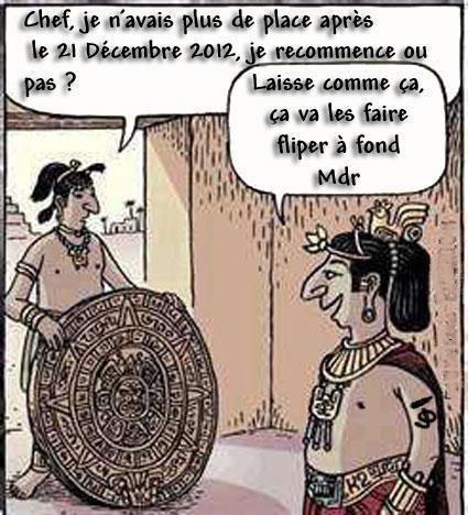 Dernières images Fin du monde 2012 Maya2010