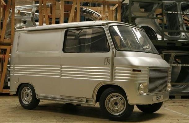Fourgon Simca-Chrysler... Protot10